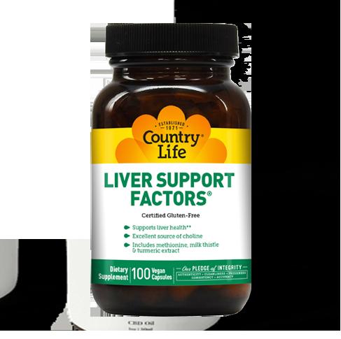 Liver Support Factors®