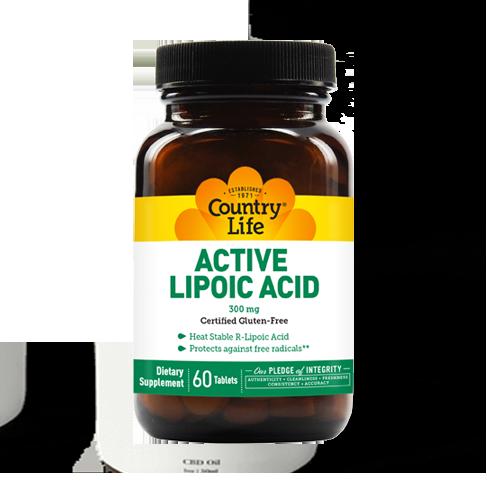 Active Lipoic Acid