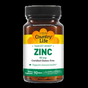 Target-Mins® Zinc 50 mg