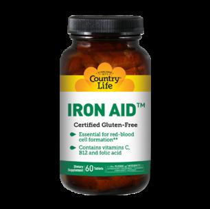 Iron Aid™ 15 mg