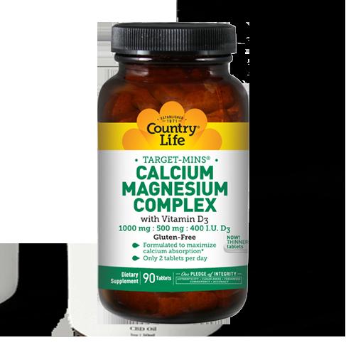 Calcium Magnesium Complex with Vitamin D3