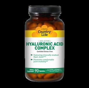 Bio-Active Hyaluronic Acid Complex