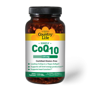 Vegan CoQ10 – 100 mg