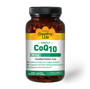 Vegan CoQ10 – 60 mg