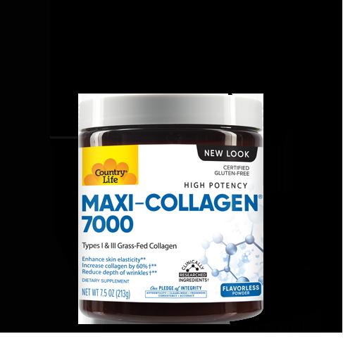 Maxi Collagen® 7000 (7.5 oz. powder)