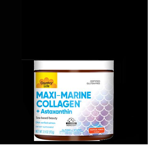 Maxi-Marine Collagen + Astaxanthin