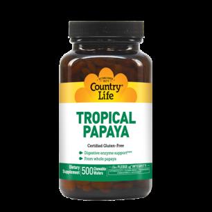 Tropical Papaya Chewables