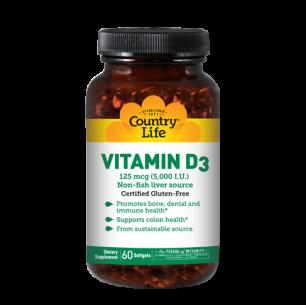 Vitamin D3 5,000 I.U