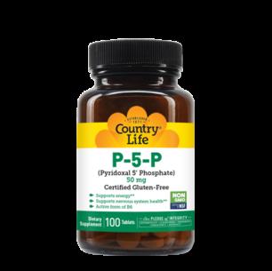 P-5-P Pyridoxal-5-Phosphate 50 mg