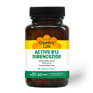 Active B-12 Dibencozide 3000 mcg