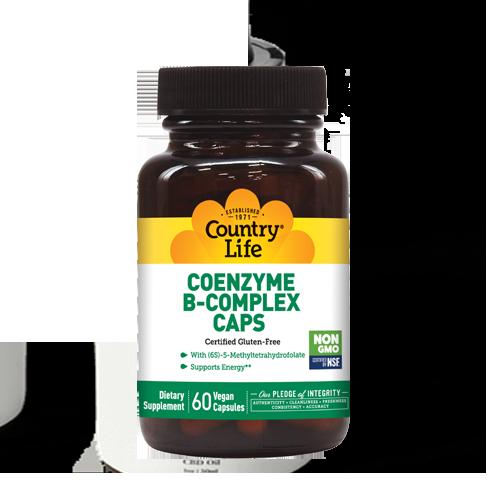 Coenzyme B-Complex Caps