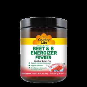 Beet & B Energizer Powder