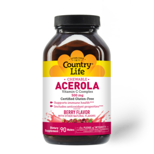 Chewable Acerola 500 mg