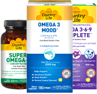 Fish Oils/Omegas