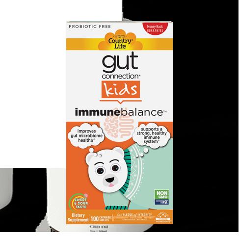 Gut Connection® Kids Immune Balance™