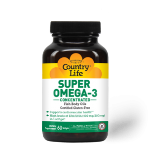 Super Omega-3 Concentrated