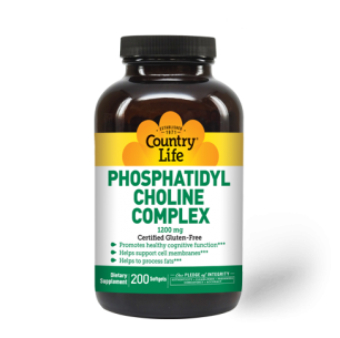 Phosphatidyl Choline Complex 1,200 mg
