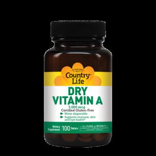 Vitamin A 10,000 I.U.
