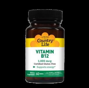 Vitamin B-12 1,000 mcg