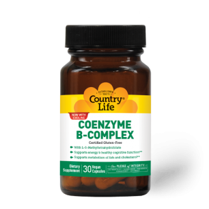 Coenzyme B-Complex Caps – Coenzyme Vitamin
