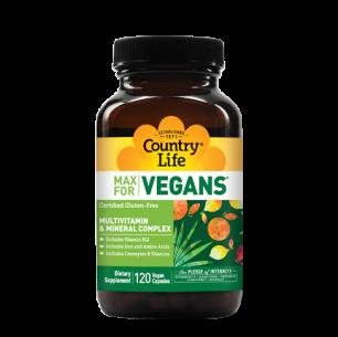 MAX for Vegans™