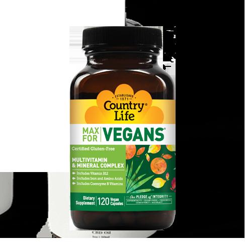MAX for Vegans®