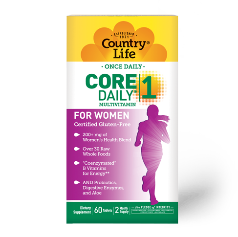 Core Daily-1® Daily Vitamins for Women