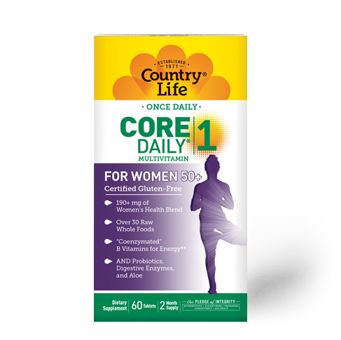 Core Daily-1® for Women 50+