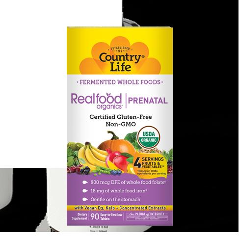 Prenatal Daily Nutrition®