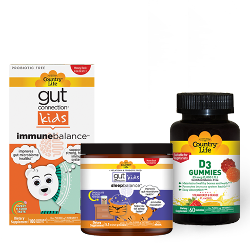 Daily Health for Kids Bundle